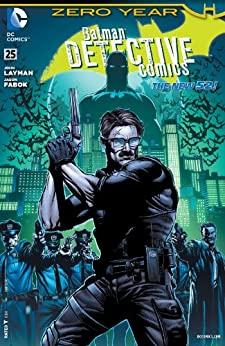 Batman Detective Comics #25 by John Layman