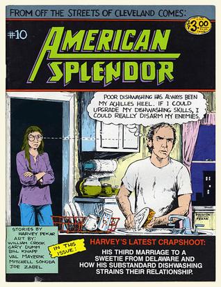 American Splendor, #10 by Harvey Pekar