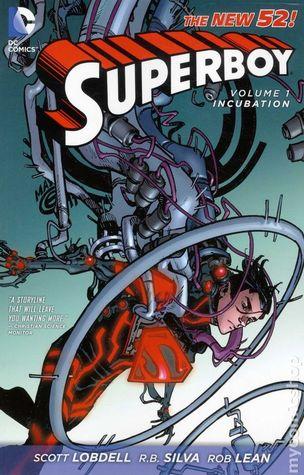 Superboy, Vol. 1: Incubation by Justin Jordan, Rob Lean, Tom DeFalco, Scott Lobdell, Marv Wolfman, R.B. Silva, Jorge Jimenez