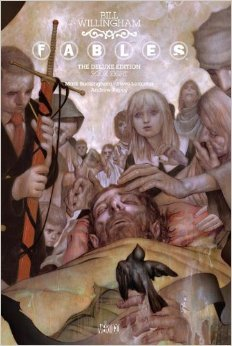 Fables: The Deluxe Edition, Book Eight by Bill Willingham