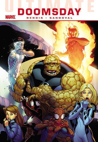 Ultimate Comics Doomsday by Jordi Tarragona, Brian Michael Bendis, Rafa Sandoval