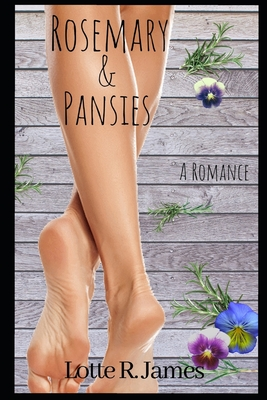 Rosemary & Pansies by Lotte R. James