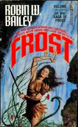 Frost by Robin Wayne Bailey