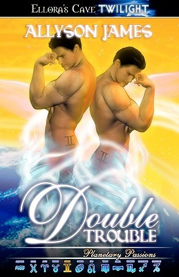 Double Trouble by Allyson James