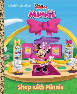 Shop with Minnie (Disney Junior: Mickey Mouse Clubhouse) by Andrea Posner-Sanchez