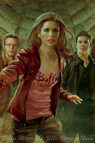 Buffy the Vampire Slayer: Season 8, Volume 4 by Georges Jeanty, Scott Allie, Karl Moline, Jane Espenson, Joss Whedon, Brad Meltzer