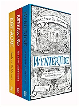 Rotherweird, Wyntertide, Lost Acre by Andrew Caldecott