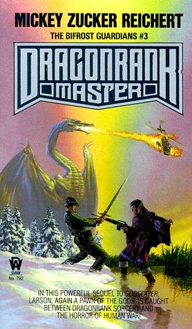 Dragonrank Master by Mickey Zucker Reichert