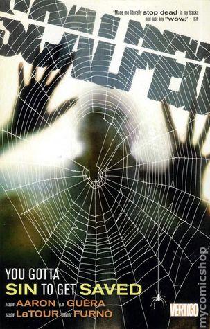 Scalped, Vol. 8: You Gotta Sin to Get Saved by Jason Latour, Davide Furnò, Jason Aaron, R.M. Guéra