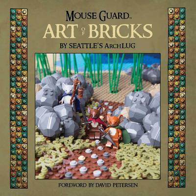 Art of Bricks by David Petersen, Seattle's Archlug