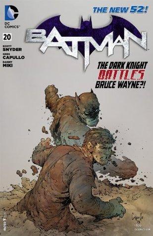 Batman (2011-2016) #20 by Scott Snyder, Alex Maleev, Greg Capullo, James Tynion IV