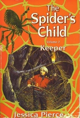 Keeper by Jessica Pierce, J.M. Morgan