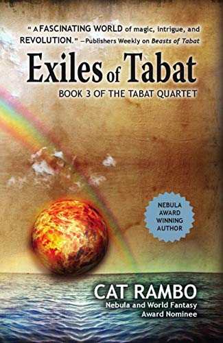 Exiles of Tabat by Cat Rambo