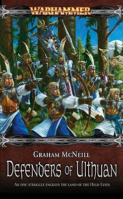 Defenders of Ulthuan by Graham McNeill
