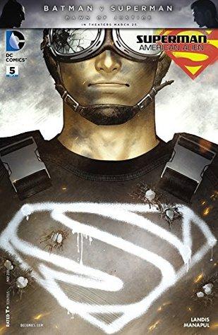 Superman: American Alien (2015-) #5 by Max Landis, Francis Manapul