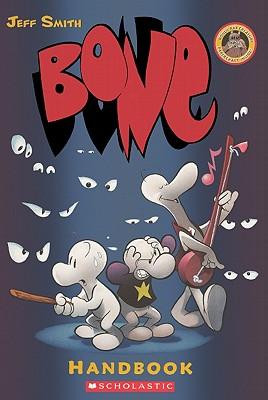 Bone Handbook by Jeff Smith