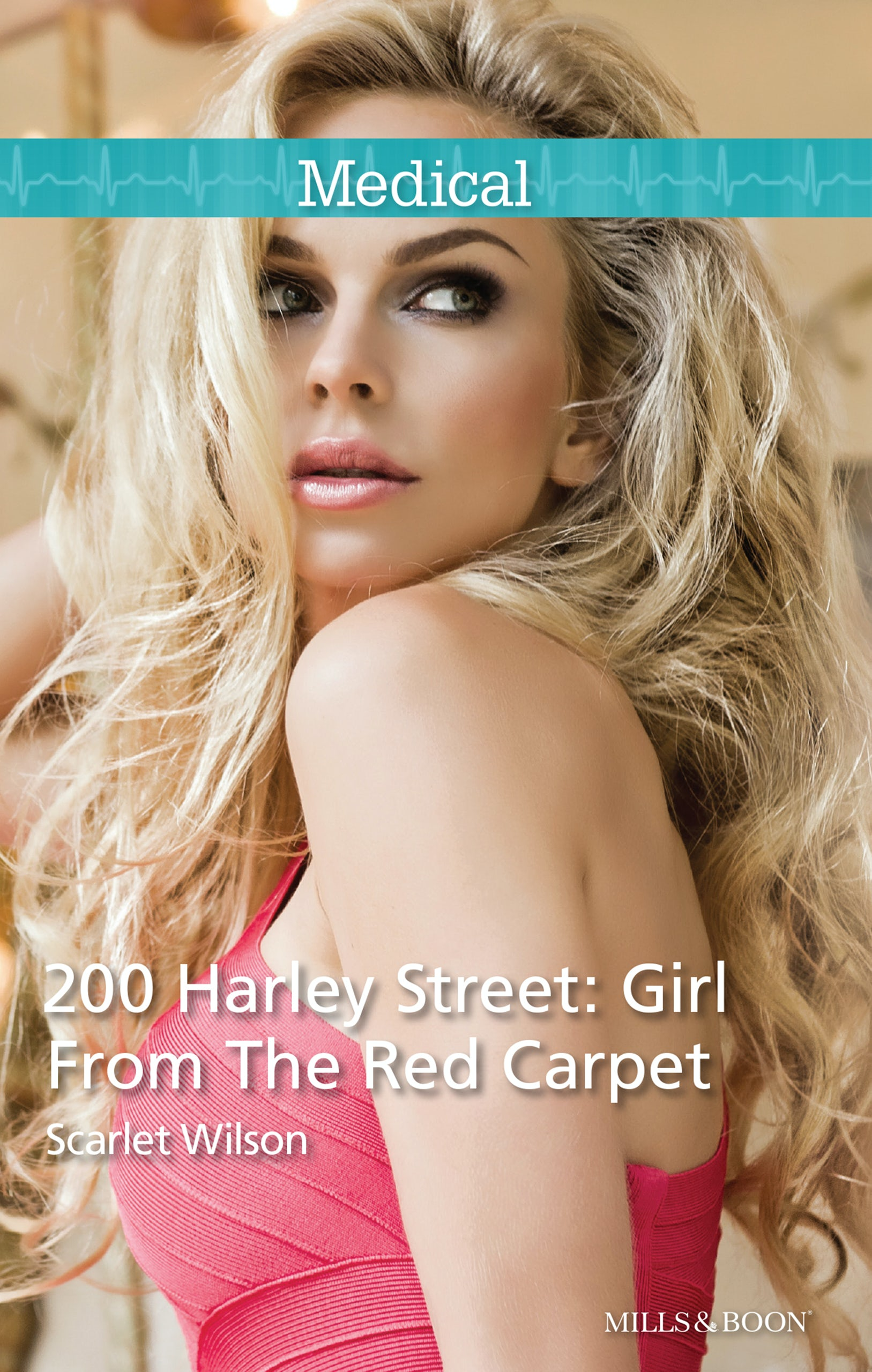 Girl From The Red Carpet by Scarlet Wilson