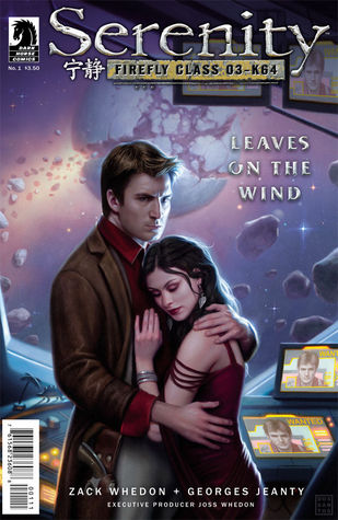 Serenity: Leaves on the Wind #1 by Georges Jeanty, Karl Story, Zack Whedon, Michael Heisler, Laura Martin