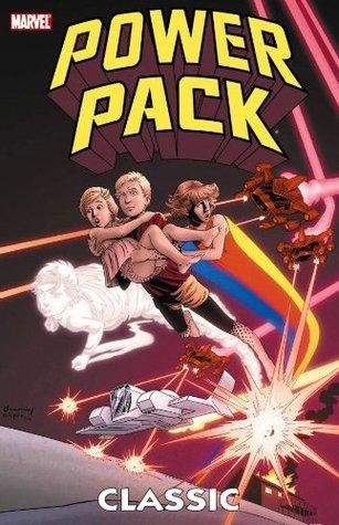 Power Pack Classic Volume 1 by June Brigman, Mark Badger, Mary Wilshire, Brent Anderson, Louise Simonson