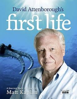David Attenborough's First Life: A Journey Back in Time with Matt Kaplan by David Attenborough, Matt Kaplan
