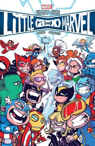 Giant-Size Little Marvel: AvX by Jean-François Beaulieu, Skottie Young