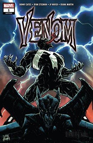 Venom (2018-) #1 by Ryan Stegman, Frank Martin, Donny Cates, JP Mayer, Clayton Cowles