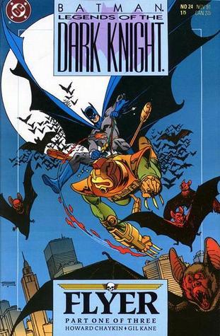 Batman: Flyer by Howard Chaykin, Gil Kane