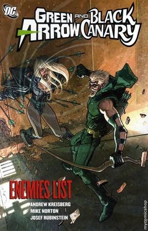 Green Arrow/Black Canary, Vol. 4: Enemies List by Josef Rubinstein, Mike Norton, Andrew Kreisberg