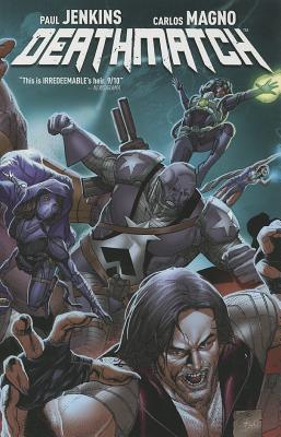 Deathmatch, Volume 2: A Thousand Cuts by Paul Jenkins