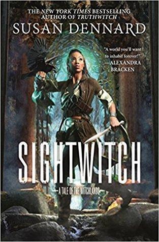 Sightwitch by Susan Dennard, Rhys Davies