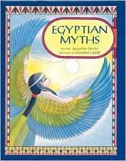 Egyptian Myths by Jacqueline Morley