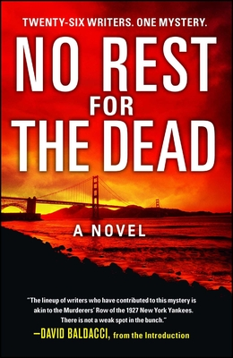 No Rest for the Dead by R.L. Stine, Sandra Brown