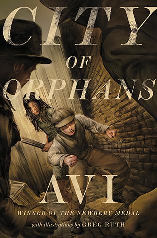 City of Orphans by Avi, Greg Ruth