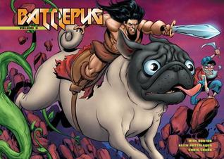 Battlepug Volume 5: The Paws of War by Mike Norton, Bill Willingham
