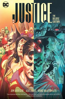 Justice: The Deluxe Edition by Jim Krueger
