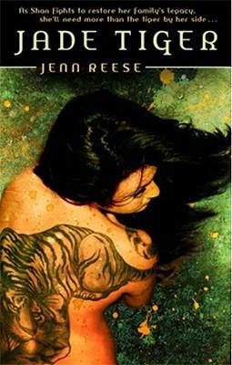 Jade Tiger by Jenn Reese