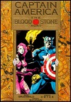 Captain America: The Bloodstone Hunt by Mark Gruenwald, Danny Bulanadi, Kieron Dwyer
