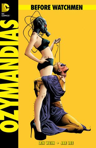 Before Watchmen: Ozymandias #2 by John Higgins, Len Wein, Jae Lee
