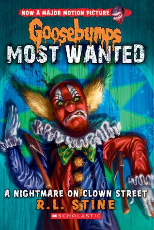 A Nightmare on Clown Street by R.L. Stine