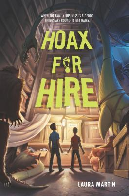 Hoax for Hire by Laura Martin