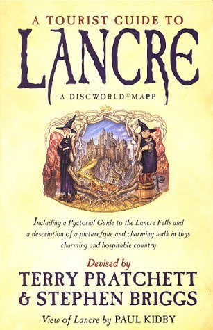 A Tourist Guide to Lancre by Stephen Briggs, Terry Pratchett, Paul Kidby