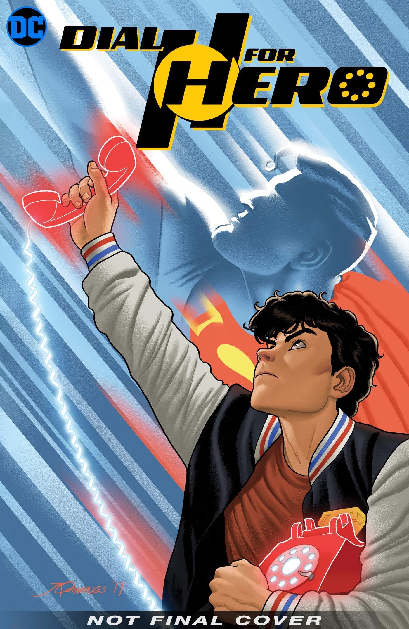 Dial H for Hero Vol. 2: New Heroes of Metropolis by Sam Humphries, Joe Quiñones