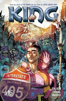 King: The Graphic Novel by Joshua Hale Fialkov