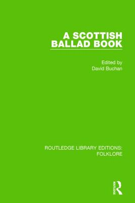 A Scottish Ballad Book Pbdirect by David Buchan