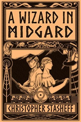A Wizard in Midgard (Chronicles of the Rogue Wizard Book 6) by Christopher Stasheff