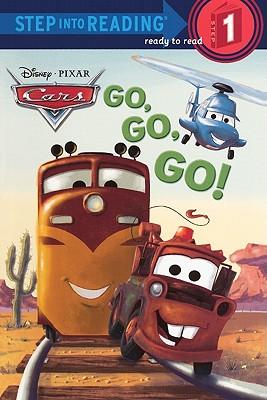 Go, Go, Go! by Melissa Lagonegro