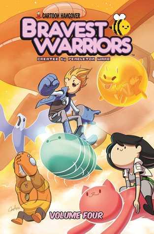 Bravest Warriors Vol. 4 by Coleman Engle, Tess Stone, Mike Holmes, Jason Johnson, Breehn Burns, Eric M. Esquivel, Ryan Pequin