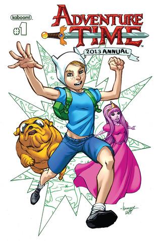 Adventure Time 2013 Annual by Dustin Nguyen, Kory Bing, Jason Ho, Joshua Williamson, Roger Langridge, Alex Cox, Derek Fridolfs, Sfé R. Monster, Bryce Carlson