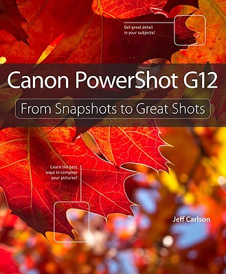 Canon PowerShot G12 by Jeff Carlson