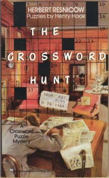 The Crossword Hunt by Henry Hook, Herbert Resnicow